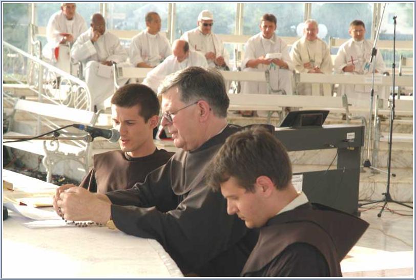 La preghiera dei Sette Pater, Ave e Gloria